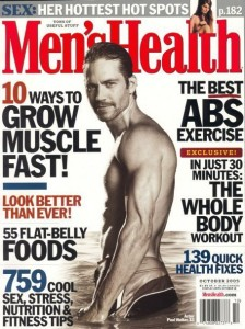 Men Health Magazine