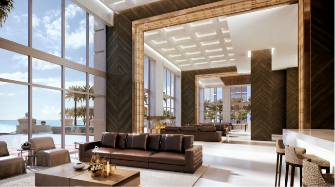 The Mansions At Acqualina Sunny Isles Florida Miami Beach Luxury Real Estate Luxury Real