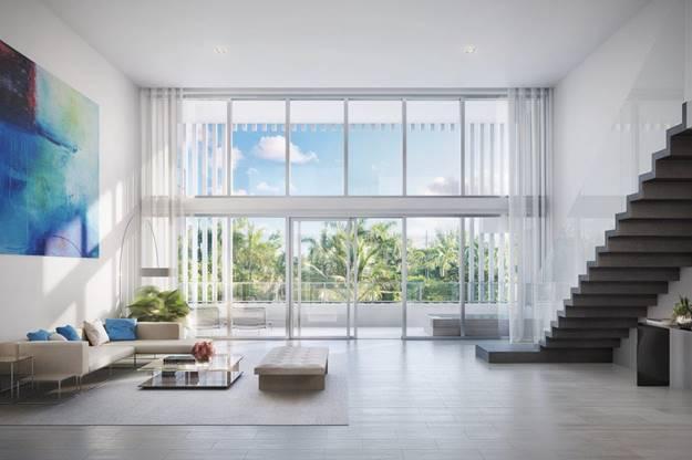 Loft Residence   The Ritz-Carlton Residences Miami Beach
