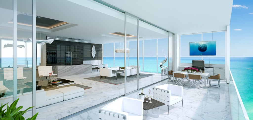 Muse Sunny Isles Residences