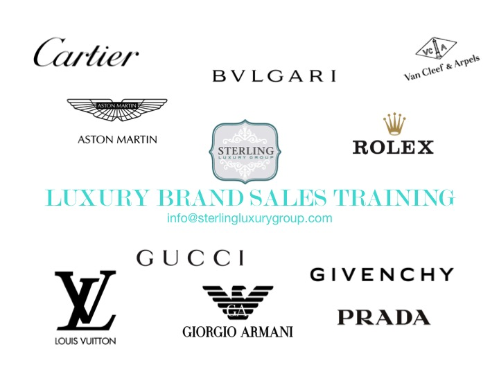 Luxury Brand Sales Training | Sterling Luxury Group
