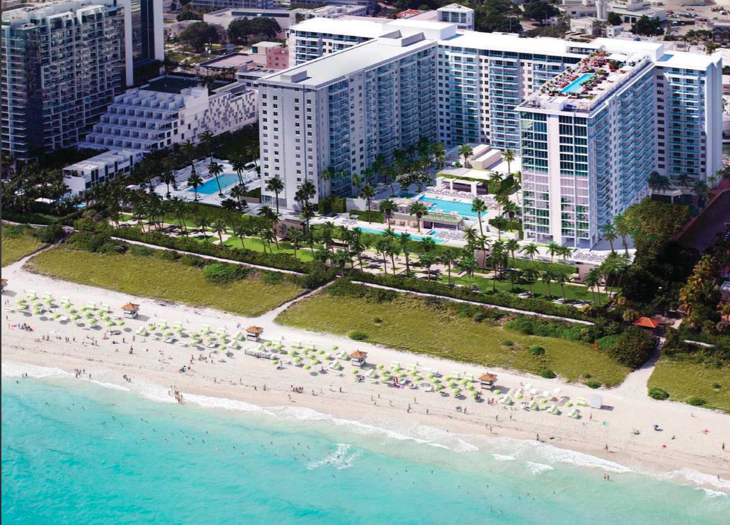 1 Hotel & Homes South Beach Miami Real Estate