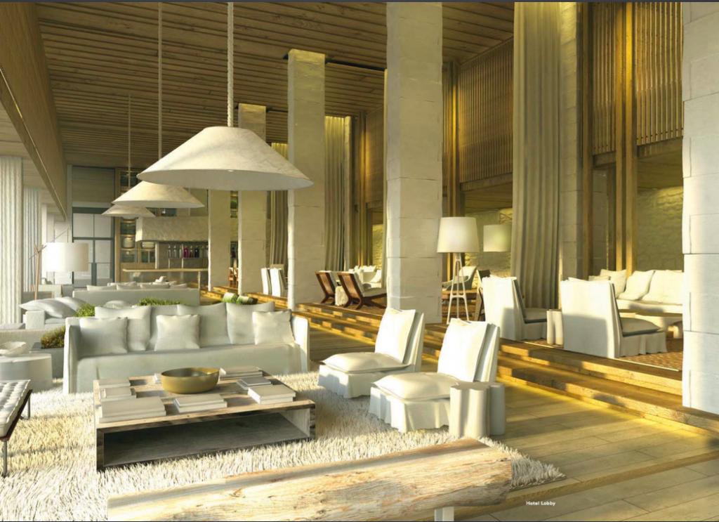 1 Hotel & Homes South Beach Miami Real Estate Hotel Lobby