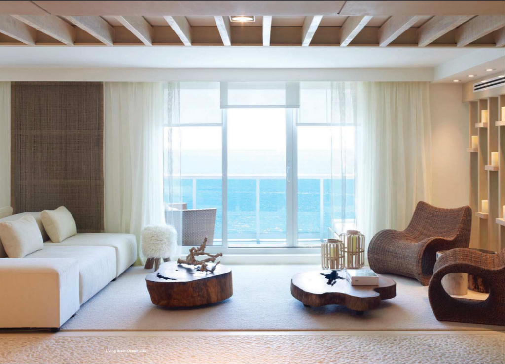 1 Hotel & Homes South Beach Miami Real Estate Residence