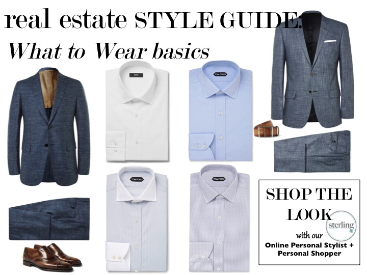 Real Estate Men's Style Guide | Sterling Personal Styling