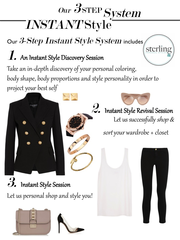 Sterling Personal Styling Instant Style System